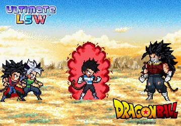Dragon Ball Hyper Trailer ULSW by mrruben7