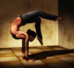 The Dancer - Pose 14