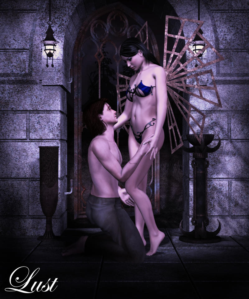 Angels Of Sin - Lust by Afina79