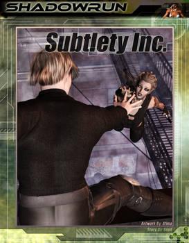 Shadowrun - Subtlety Inc. by Afina79