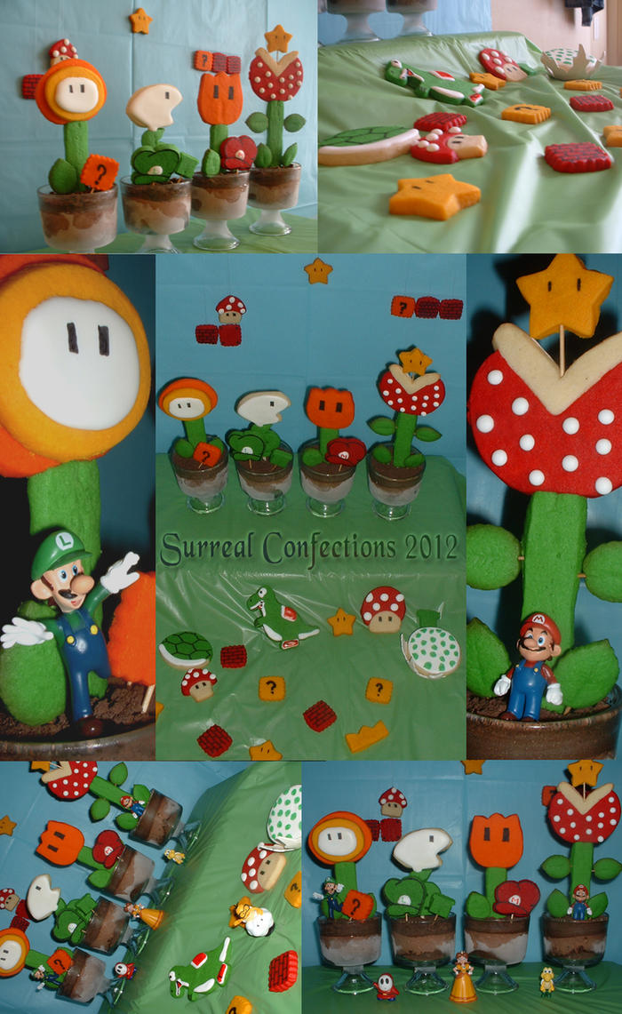 Cookie Mario World by Afina79