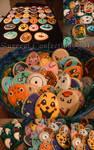 Pokemon Easter Cookies