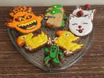 Final Fantasy Creature Cookie Set