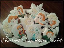 Frozen Cookie Set