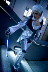 Tron Legacy: Zuse - Castor by dorophant