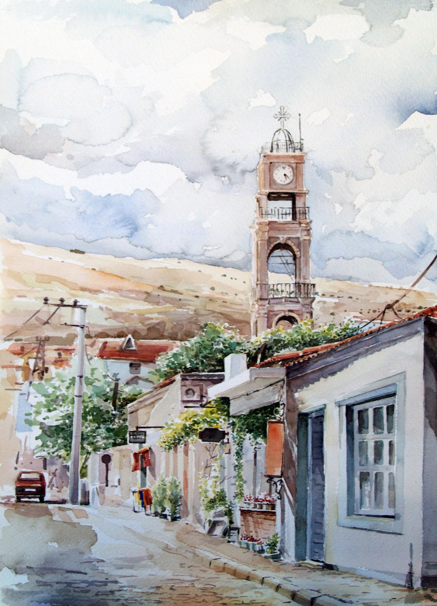 Bozcaada by sunaysenturk