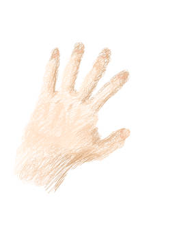 Worst hand ever xD