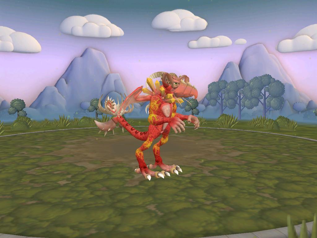 Spore Creation: Ultimatrix Man-Drake by thelakotanoid1