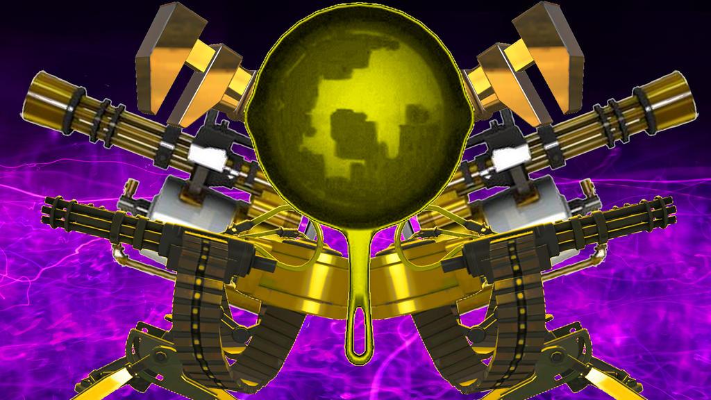 Golden Background by thelakotanoid1