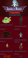 Spooky's House of Jump Scares Nickname Meme