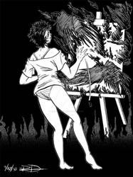 BLC Fan Art - Anne's Story by RKdiaComics