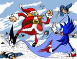 Sonic Saturday Xmas Special