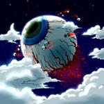 Terraria-Eye of Cthulhu