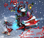 Veigar, the Villian of Christmas