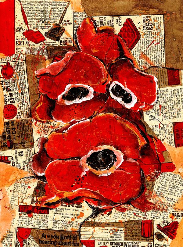 Poppycrack by DeftLeftHand