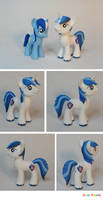 Shining Armor G4 Custom by Colour-Splashes