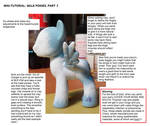 Mini-tutorial: Making Male Pony Customs PART 2