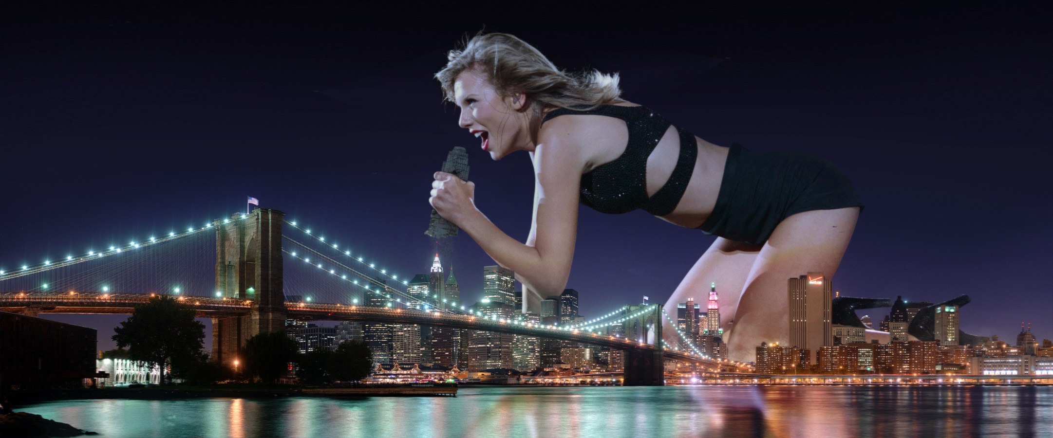 giantess attack in city html