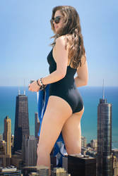 Huge Hailee's Highrise Holiday