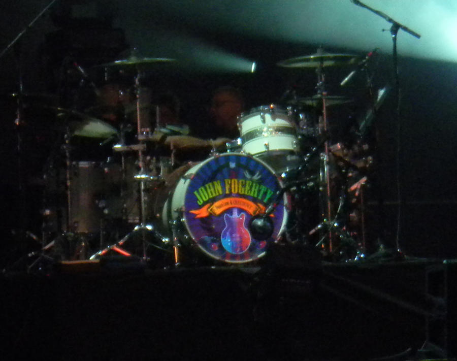 John Fogerty Drumset by Bobhed