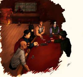 Game Night by KHAN-04