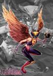 Hero #4: Hawkgirl