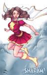 Hero #6: Mary Marvel