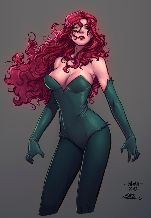 Poison Ivy by KHAN-04