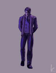 Purple - Purple Man