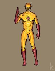 Yellow - Reverse Flash