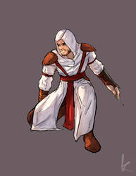 Knives/Swords - Altair