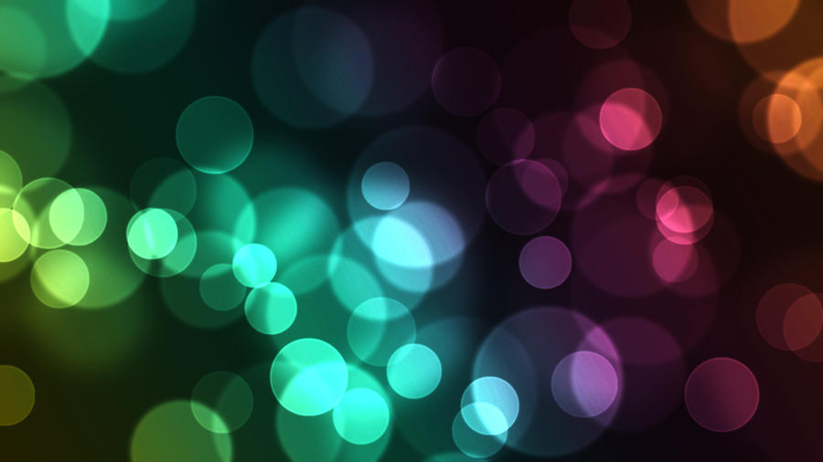 Rainbow Bokehs by John-Boyer