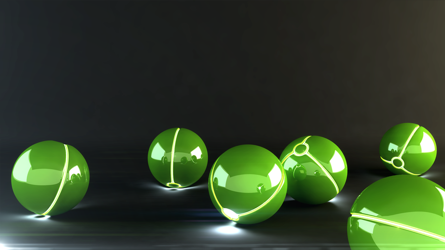 Light Orbs by John-Boyer