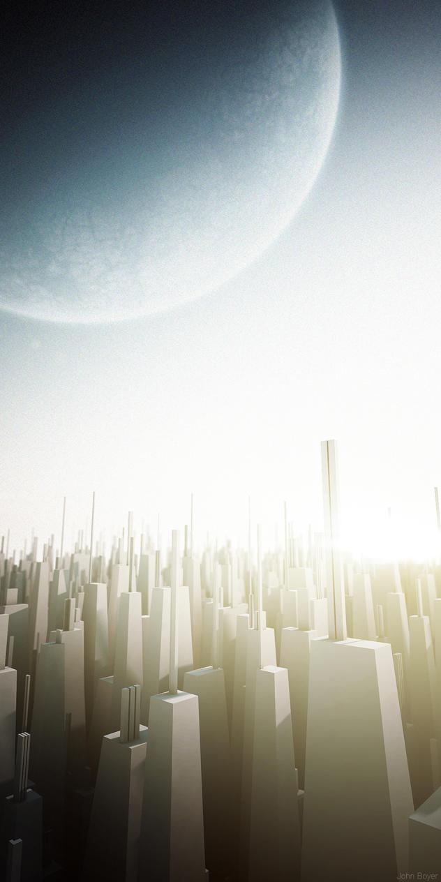 Cityscape by John-Boyer