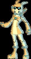 Sari-Bot by Szmeterlog