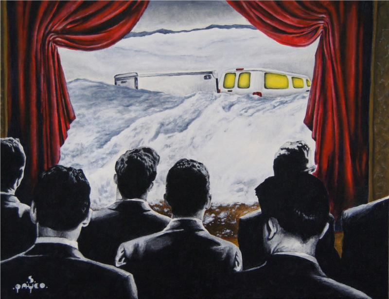From Under the Cork Tree by StevenPaycoArtFrom Under The Cork Tree Album Cover