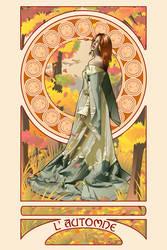 The Four Seasons - Autumn by Zhaana