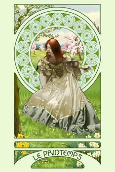 The Four Seasons - Spring