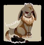 Treasure by TheLastUnicornInOz