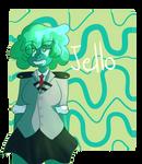 Jello MHA OC by TheLastUnicornInOz