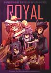 Pokemon Royal Nuzlocke Cover