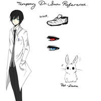 Dr Snow Ref (temporary) by Snow-Lantern