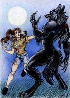 against the werewolf 2 by Ahlia77