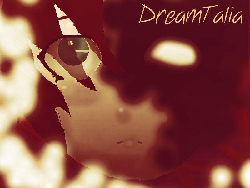 (DreamTalia) Shadow!Italy FanArt by MinakoHinaki
