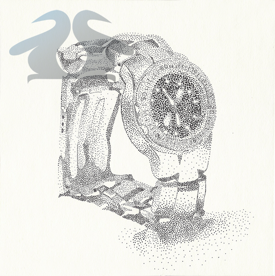 Stippling Watch by WaddleArt