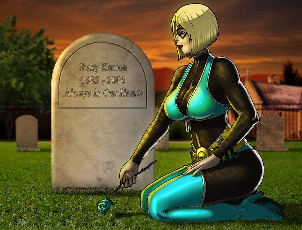 Remembering Stacy, an End Game prelude by devduck01