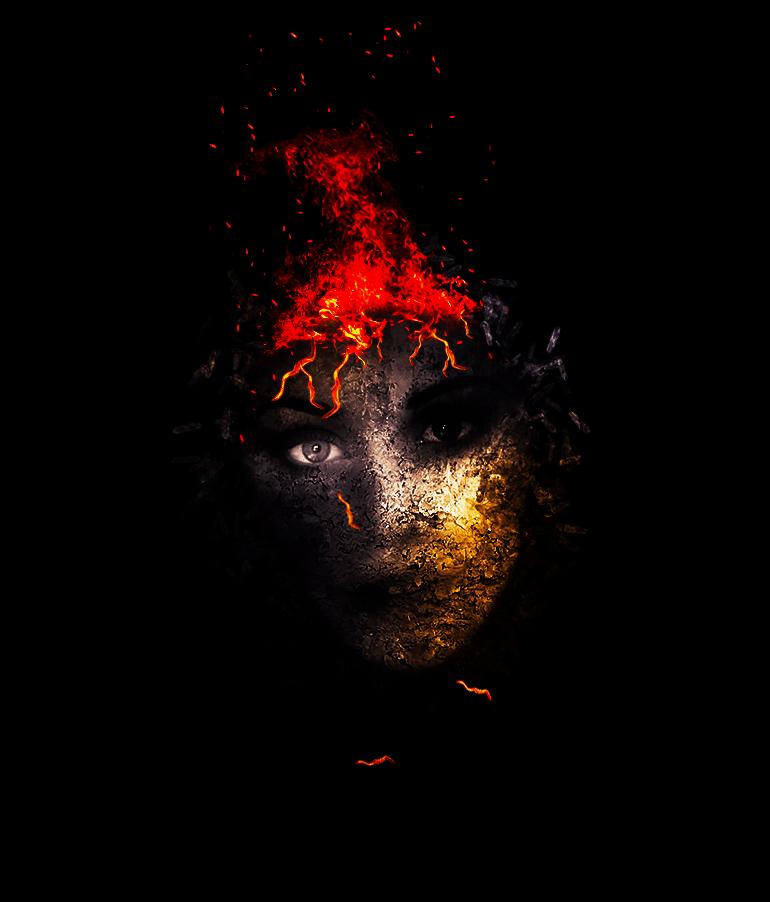 When She Awoke, She Set The World On Fire