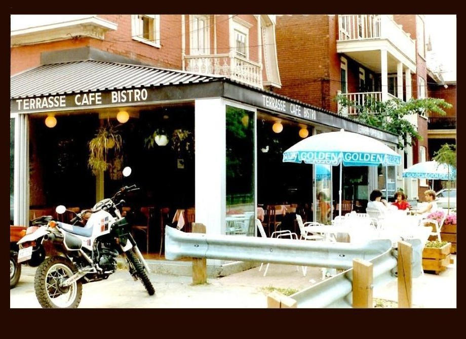 Terasse Cafe Bistro by blind-faith