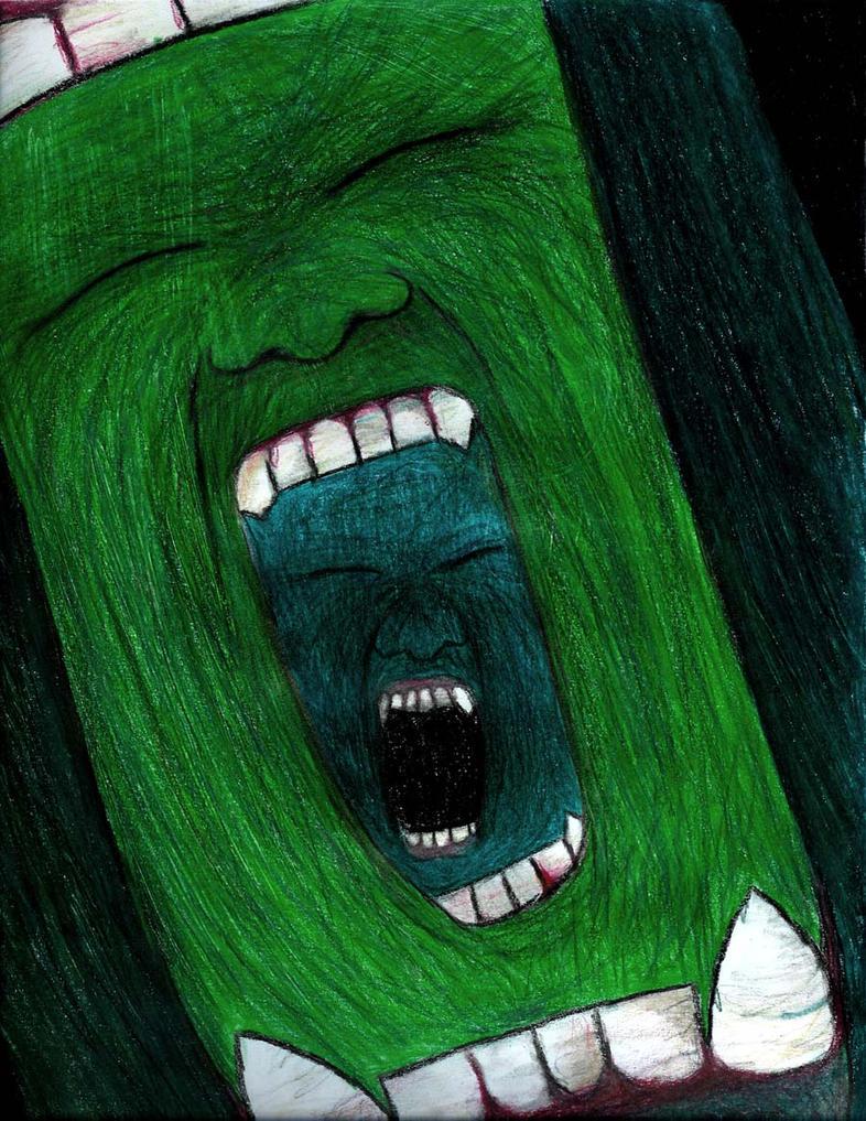 Scream by blind-faith