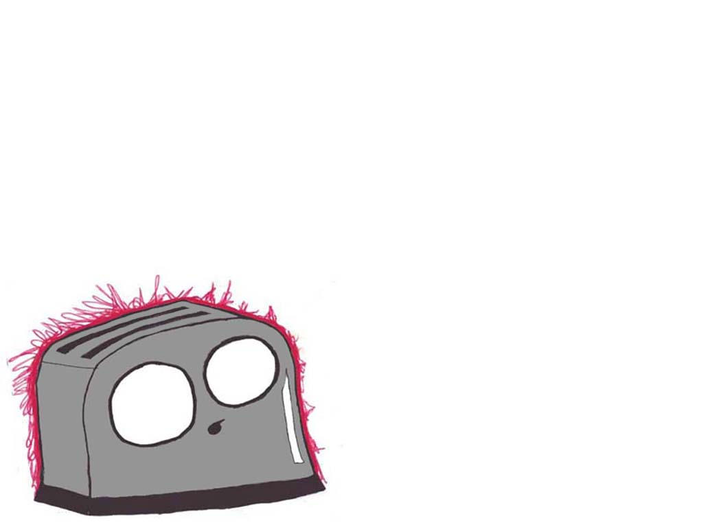 brave little toaster by blind-faith